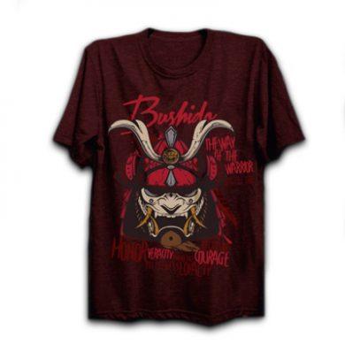 Camiseta Bushido