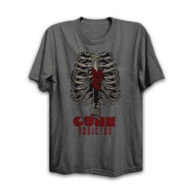 Camiseta Guns Addicted