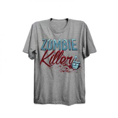Camiseta Zombie Killer