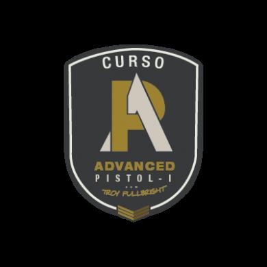 Advanced Pistol I - Troy Fullbright
