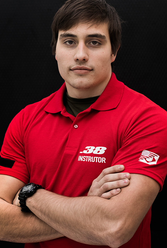 Instrutor Eduardo Selva