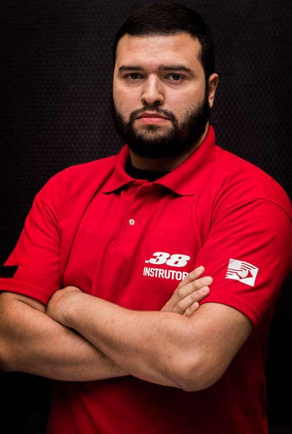 Instrutor Alan de Souza