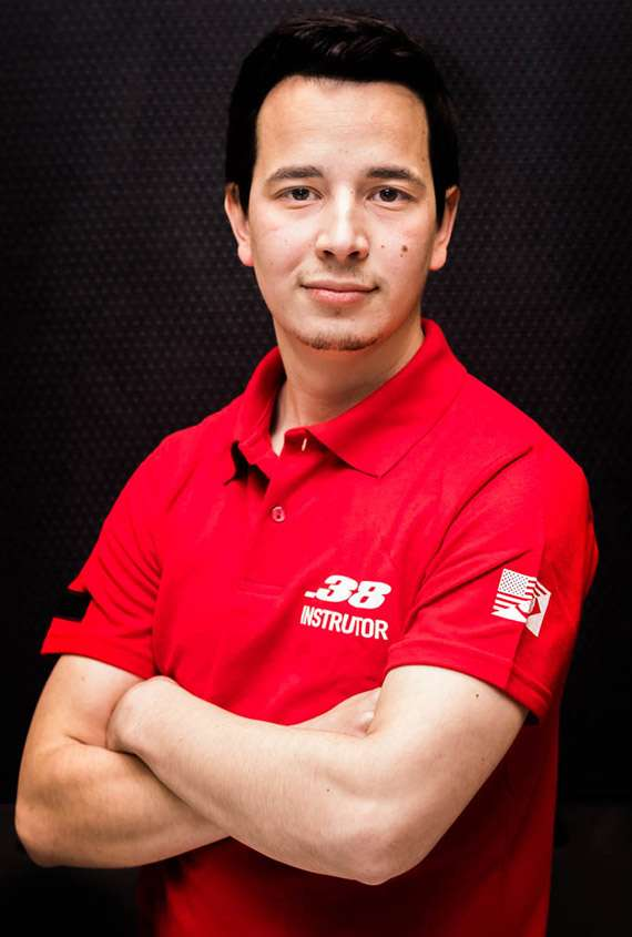 Instrutor Guilherme Nunes
