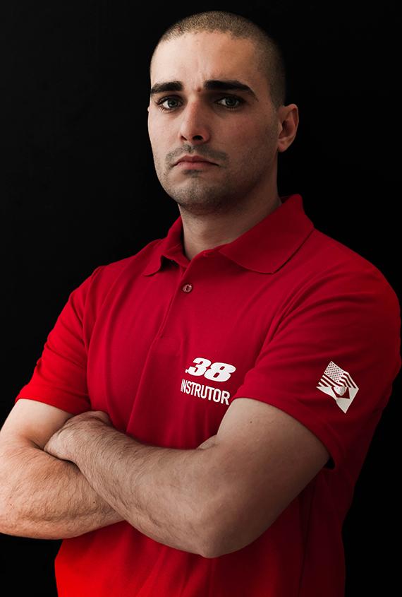 Instrutor Marcos Ruan