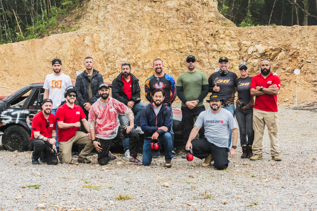 Curso Concealed Carry Combat