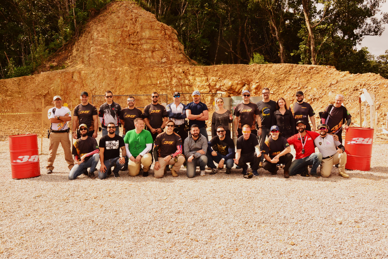 2ª Etapa Campeonato Interno de Tiro Prático Montanha .38