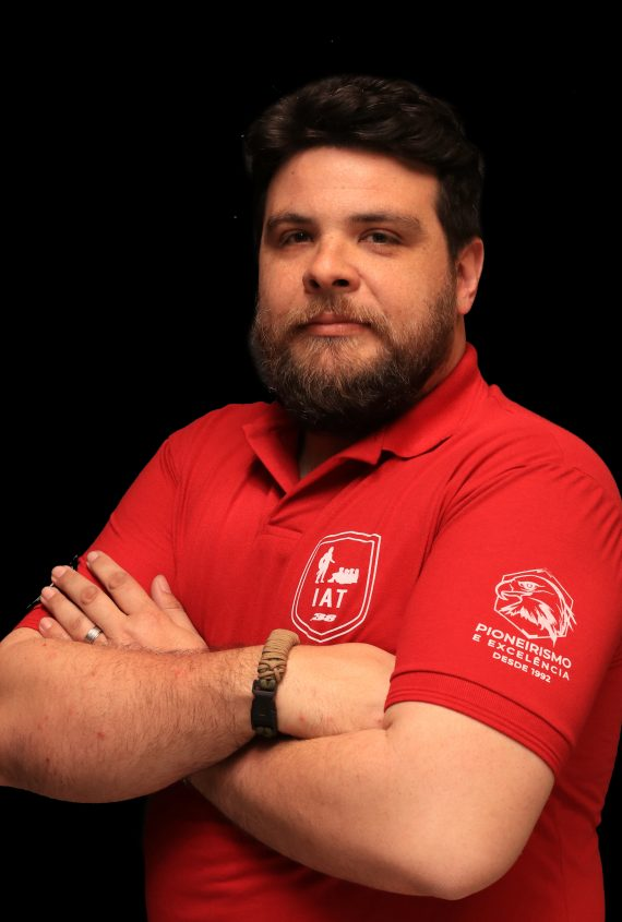 Gabriel Martinez Instrutor