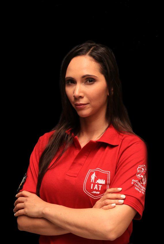 Liz Tristao Instrutora